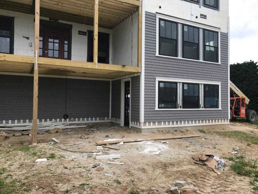 ICF home builder