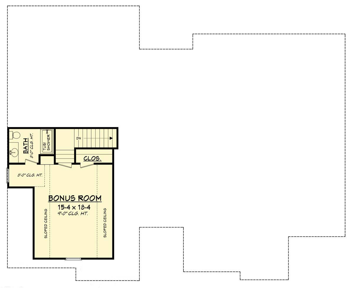 2073-S Presenation Floor Plan-Layout
