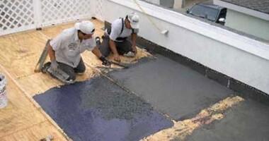 Waterproofing Installation