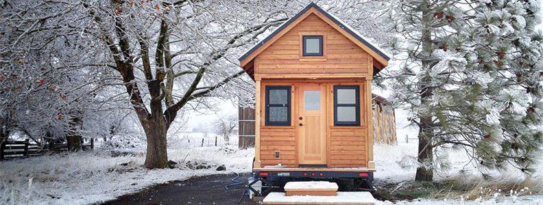 Tiny House LivingA Big Trend in Small Design